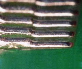 使用优特尔锡膏焊接电子主板