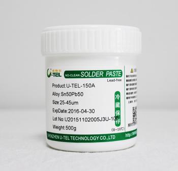 锡膏厂家直销led专用锡膏Sn50Pb50 免洗 性价比高